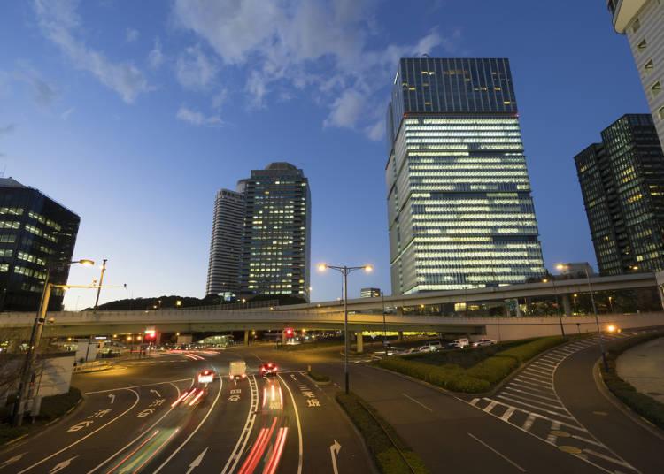 Accommodation Guide by Area: Around Akasaka-mitsuke Station