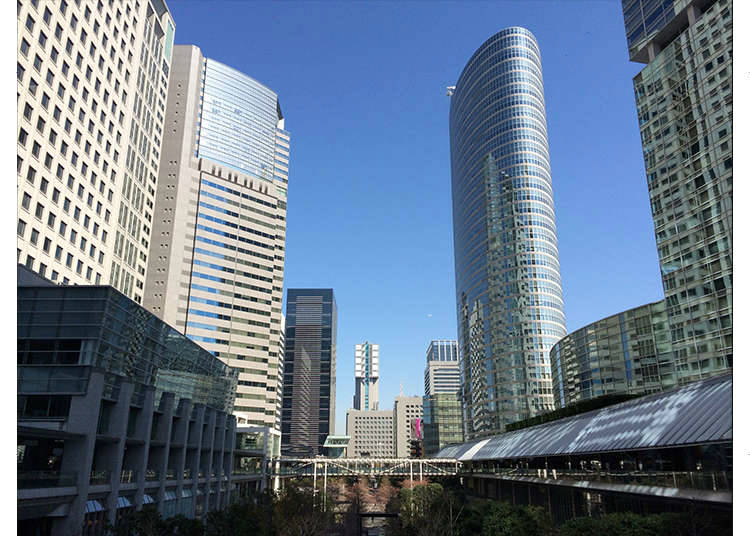 Accommodation Guide by Area: Shinagawa