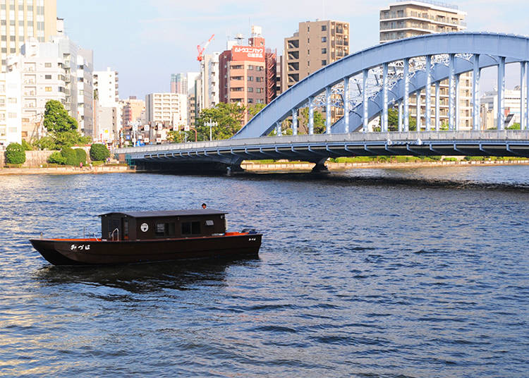 Riverboat Mizuha: A Charming Choice for Smaller Groups