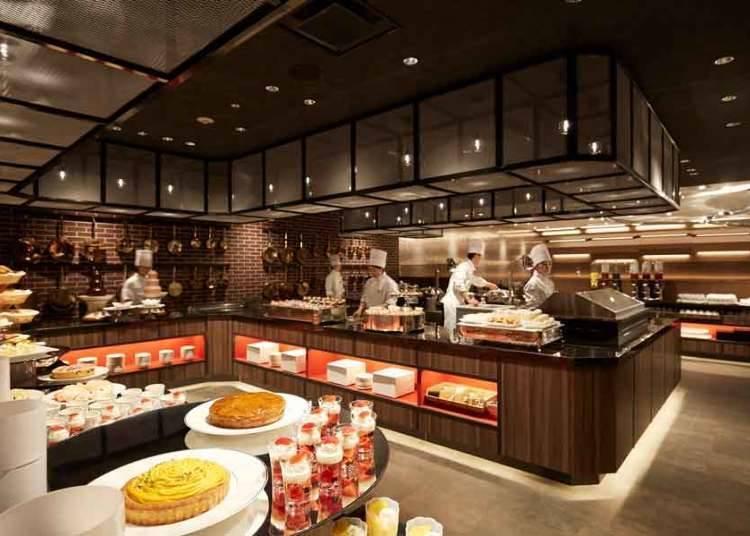 [Ikebukuro] Chef's Palette: a Fancy Hotel Buffet Offers Seasonal Dessert Delights
