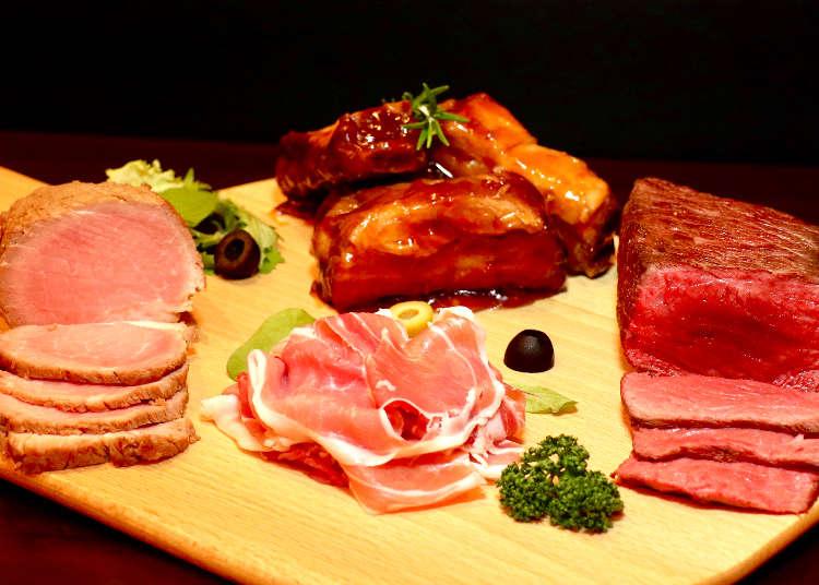 3種肉品吃到飽只要1290日圓!新宿「XROSS CASA」肉食慶典三重奏!