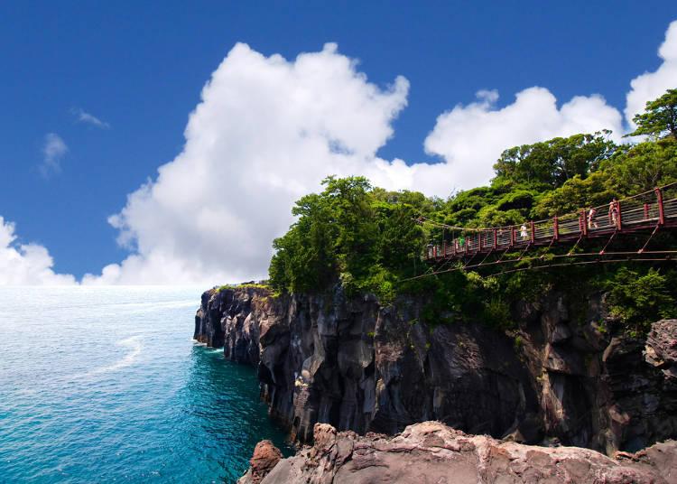 周遊券範圍景點介紹:靜岡-熱海溫泉、伊豆