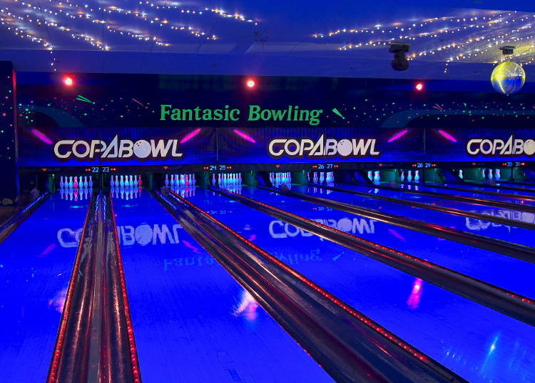 Shinjuku Copabowl: Bowling in Kabukicho!