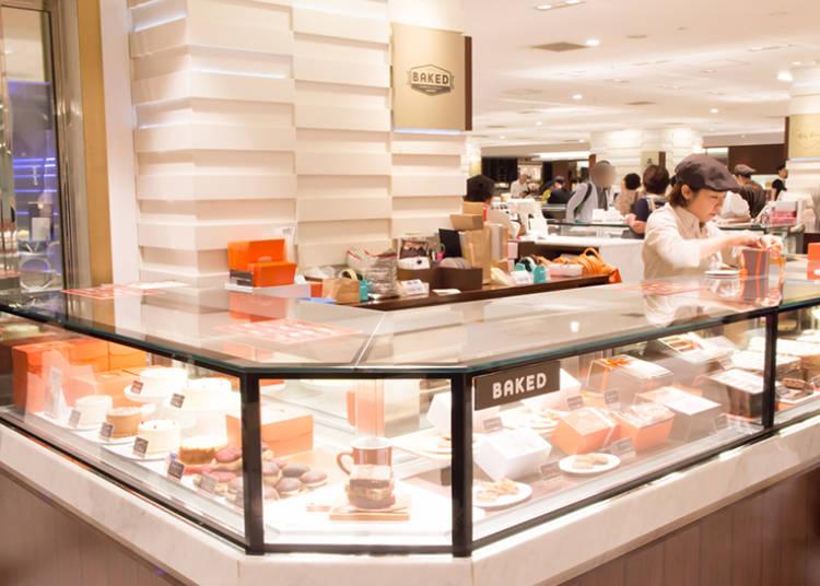 ニューヨークの大人気焼き菓子店が伊勢丹新宿に登場!「BAKED」の「ディープダーク・ブラウニー」