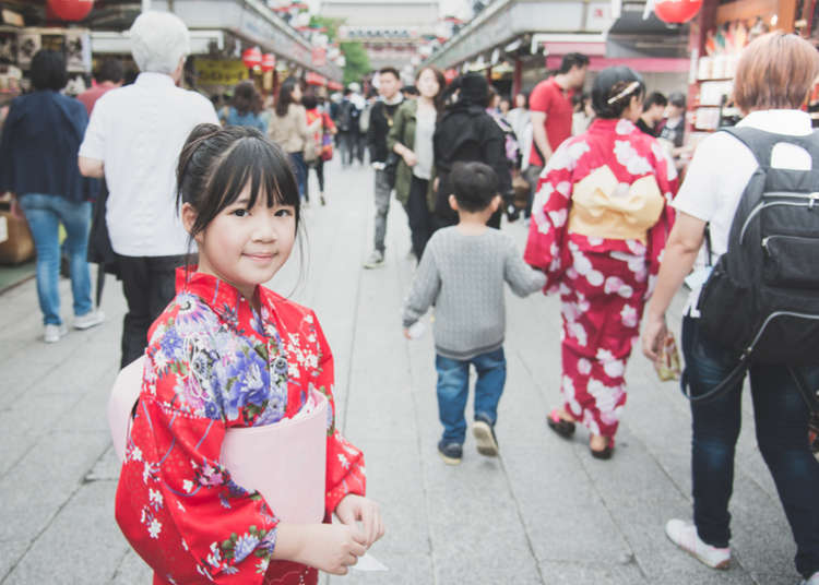 Tokyo with Children: 8 Things to Do in and Around Tokyo for Families!