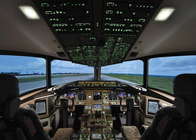 Sky Art Japan: Become a Real Pilot!