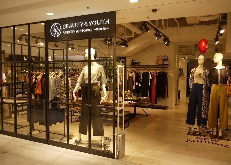 BEAUTY & YOUTH UNITED ARROWS -WOMAN-