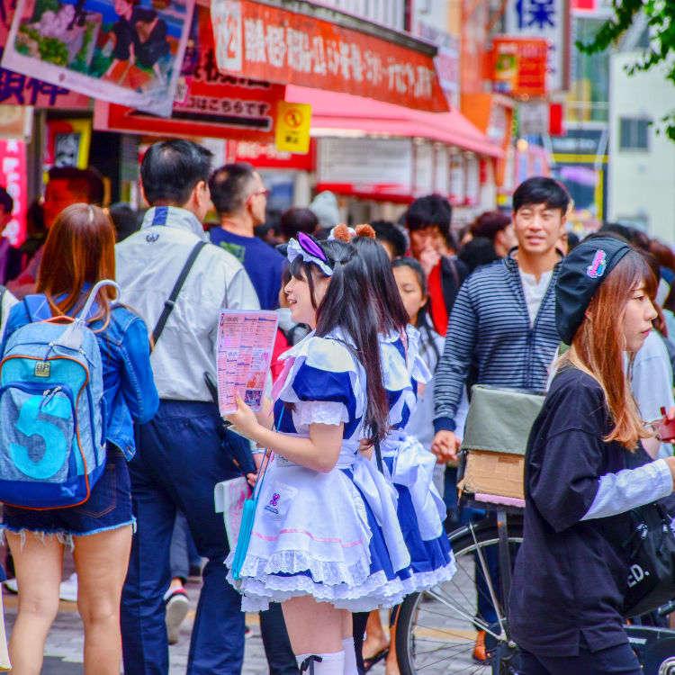 10 Things in Akihabara That will even Amaze Otaku