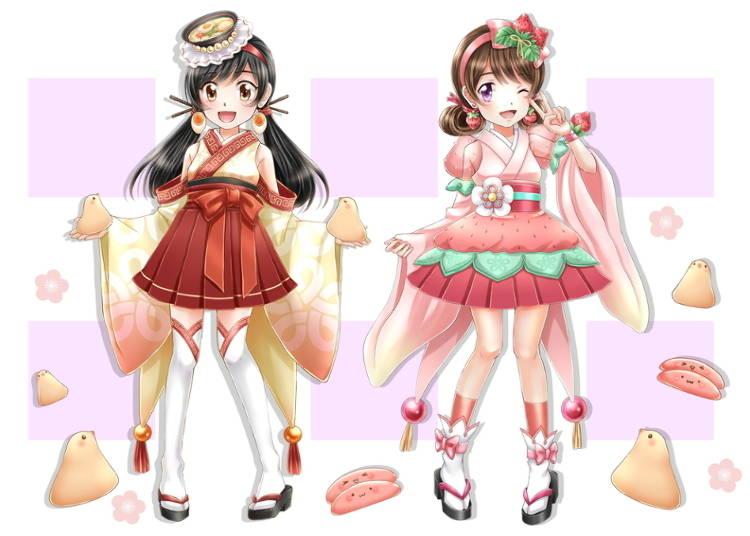 "9. Kawaii and ""Moe"" Culture"