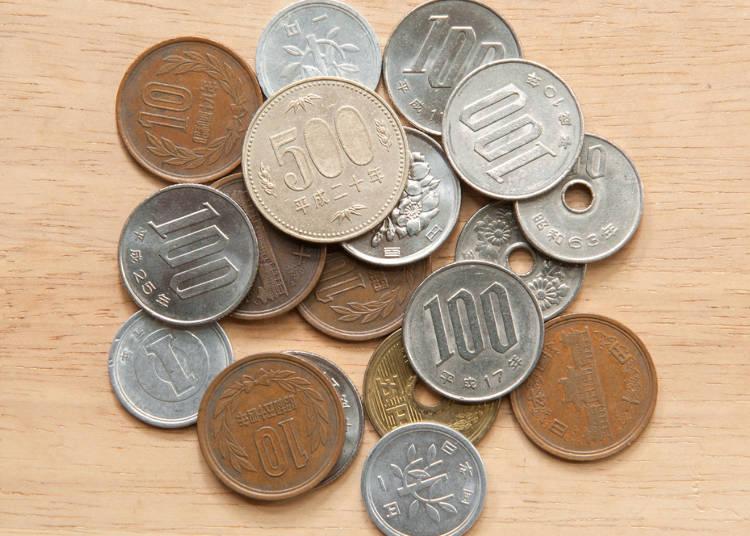 9.どうして小銭で買い物をしているの?