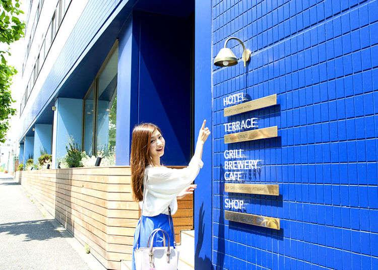 """【清澄白河】1晚3600日元饱享隅田川美景♪到这个时尚的""""翻新酒店""""感受一下"""