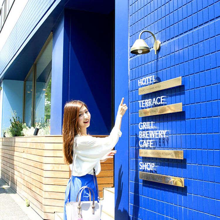 【清澄白河】1泊3,600円で隅田川リバービューを満喫♪お洒落「リノベーションホテル」にステイ
