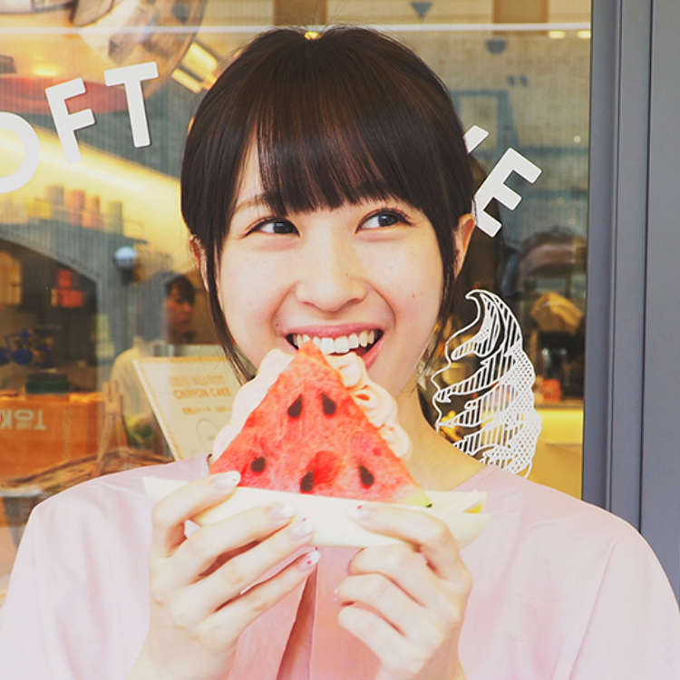日本限定超酷冰品!西瓜霜淇淋三明治