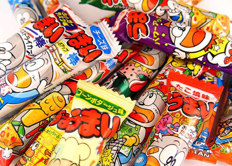 駄菓子の王様「うまい棒」を外国人が食べ比べ!外国人が選ぶ人気No.1は?