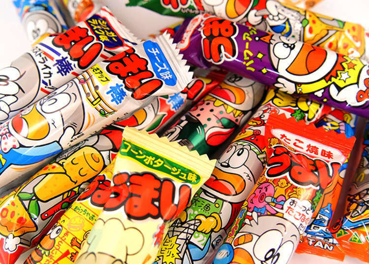 Tasting Umaibo – Japan's Favorite Junk Food Snack!