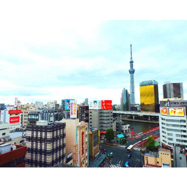 3000日圓玩淺草晴空塔  一日黃金路線