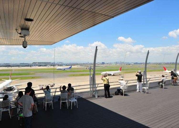 하네다 공항 활용법! 도쿄여행시 이용하는 하네다공항의 알면 좋은 장소와 즐기는 법