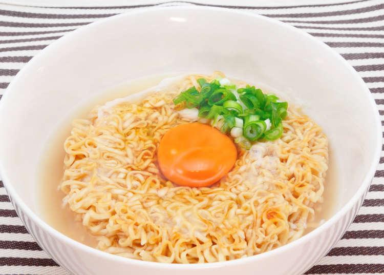 外国人はインスタントラーメンに何を乗せる?世界で愛される食べ方を外国人と日本人に聞いてみた!