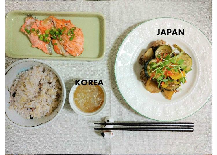 【火曜日】 日本人夫の思い出の料理、野菜炒め