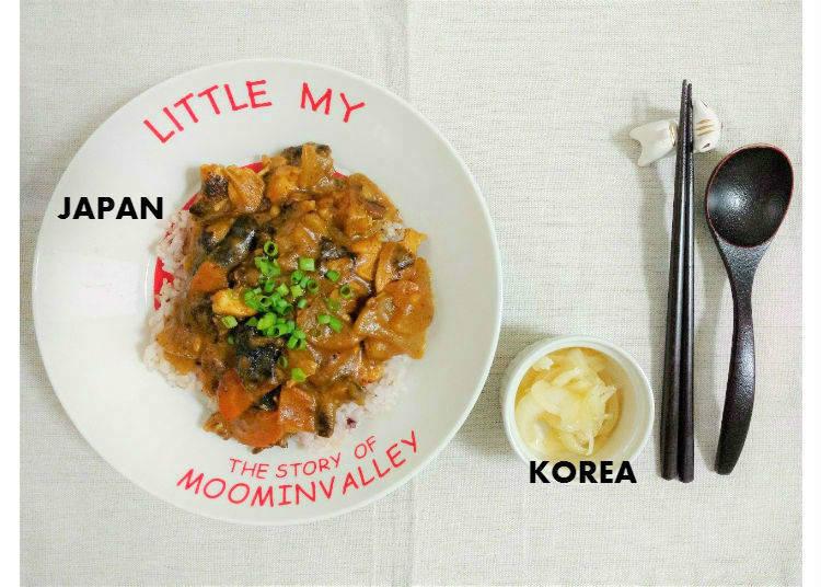 【日曜日】一週間のシメは日本の国民食、カレー