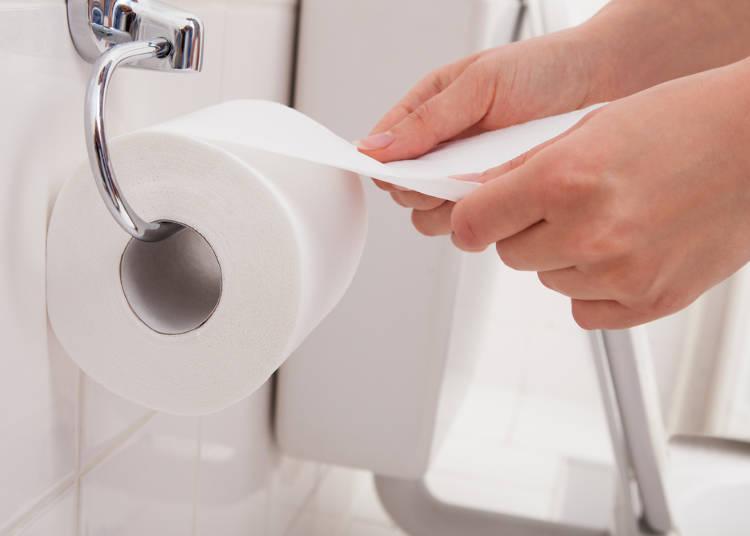 【中国】トイレットペーパーのクオリティが高すぎてショック!でももうちょっと厚くして欲しい