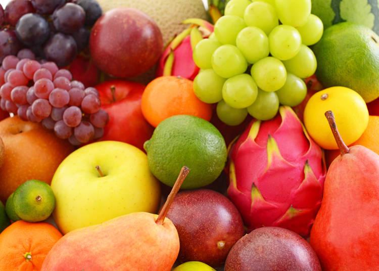 【メキシコ】おいしいのは認めるけど、果物の値段が高すぎてショック!