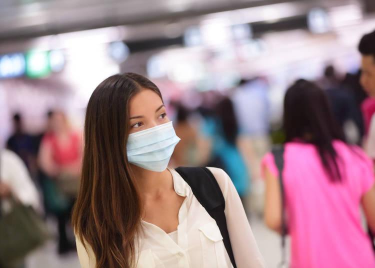 【アメリカ】病人が街を歩いている!?マスクをする人が多すぎてショック!