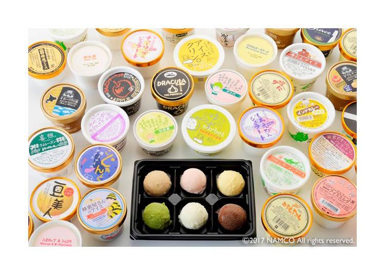 Fukubukuro Dessert Yokocho: Ice Cream for Everybody!