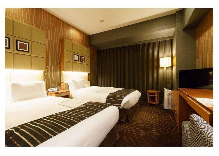 Tokyo's Top Hotel Chains: Quality Rooms That Won't Bust Your Budget!