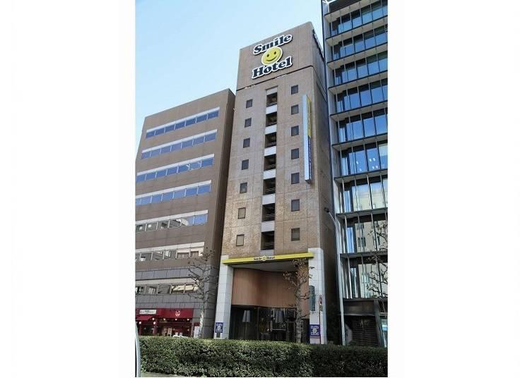 優質服務、清潔安全「Smile Hotel 微笑酒店」