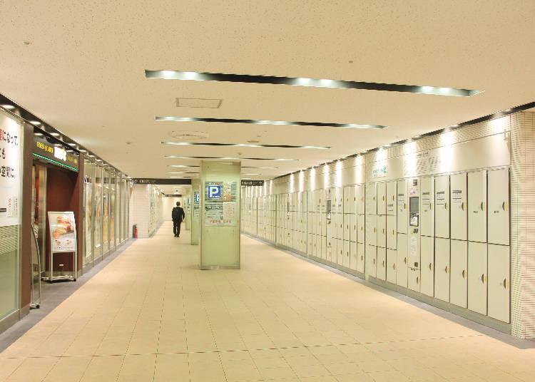 新宿駅&周辺エリア