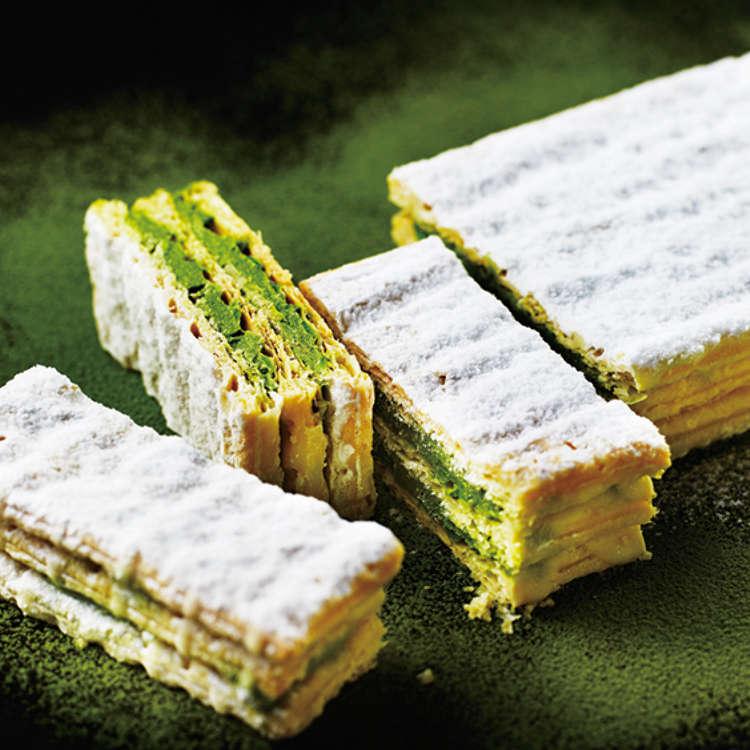 ใครๆก็ชอบชาเขียว! ชี้เป้าร้านขายขนมหวานที่ทำมาจากชาเขียวในโตเกียว
