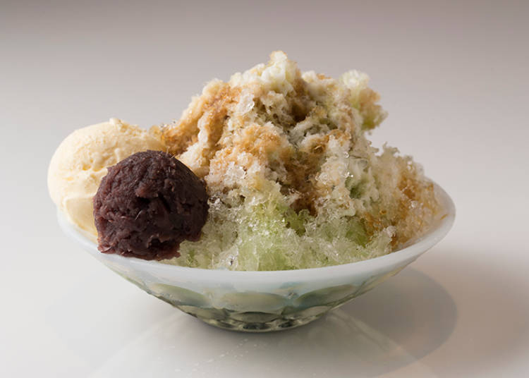 """""""66 Dining Roppongi Roku Chome Shokudo"""" ความหวานของญี่ปุ่นได้มารวมตัวกันอยู่ที่นี่! """"Kori Matcha"""" / ห้างสรรพสินค้า Tobu สาขา Ikebukuro"""