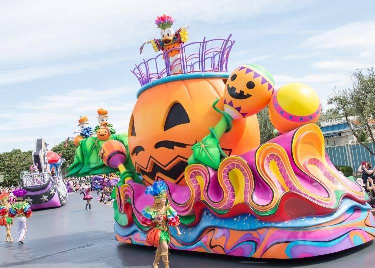 ขบวนพาเหรดสุดอลัง ฮาโลวีนป็อปน์ไลฟ์ (Halloween Pop'n LIVE)