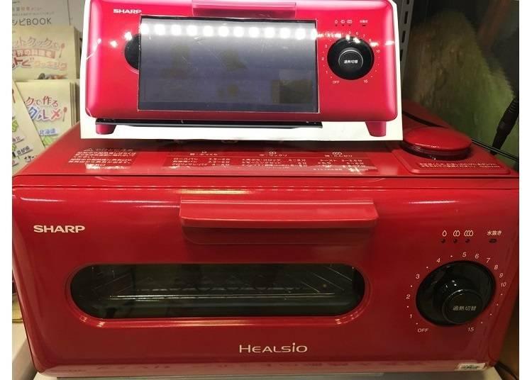 夏普 HEALSIO蒸氣烤箱 AXH1