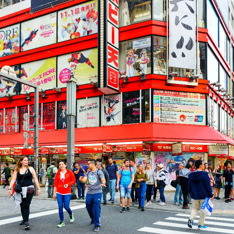 Adventure Tour of Akihabara: 18 Best Spots to Fully Experience Japan's Otaku Culture!