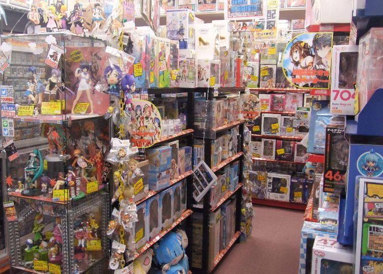 Otachu Akihabara: Strike a Manga Memorabilia Bargain!