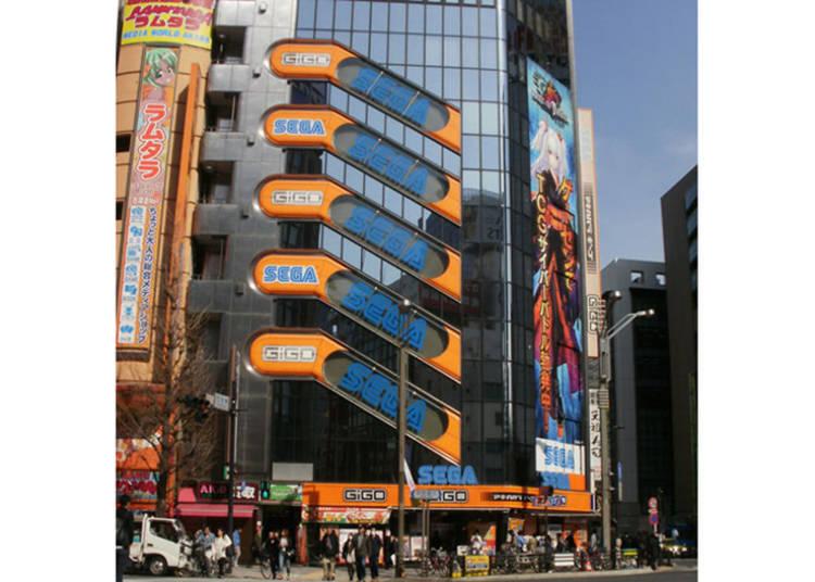 Club Sega Akihabara Building No. 2: The Rarest of Prizes