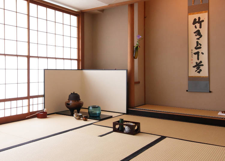 3. Masuda-ya: Be Part of the Real Japanese Tea Ceremony