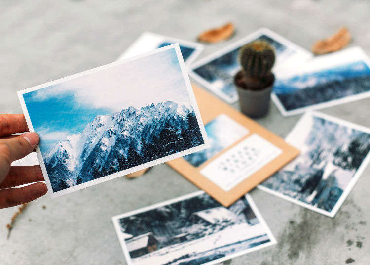 How to Send a Postcard from Japan – Q&A - LIVE JAPAN ...