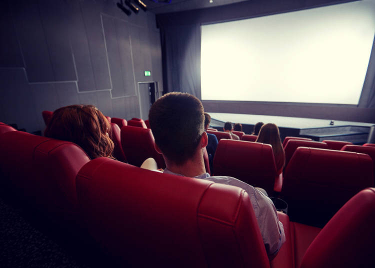 6) Cinemas in Japan Aren't That Great... But Really Expensive!