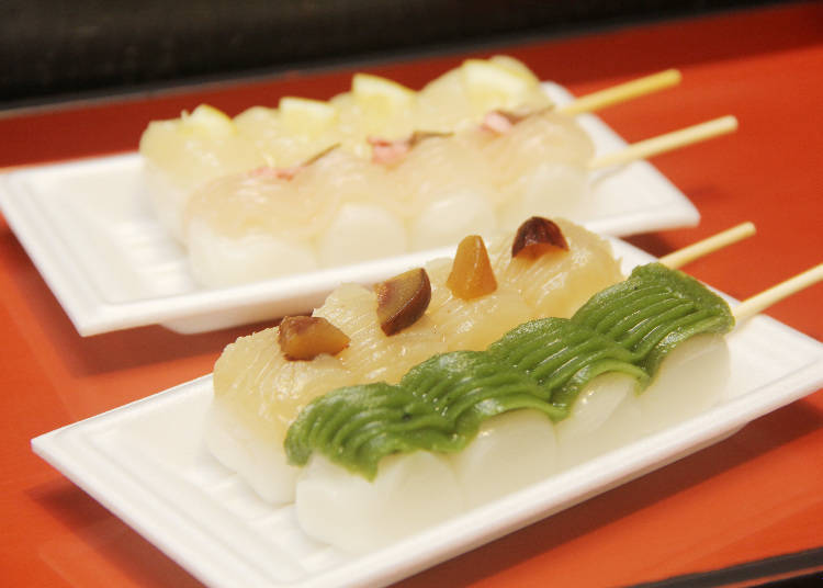 3) Amazing Dango – Welcome to Kamakura's Dumpling Wonderland