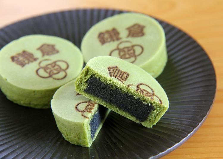 7) Kamakura-Yaki, the City's Own Sweet Snack Specialty