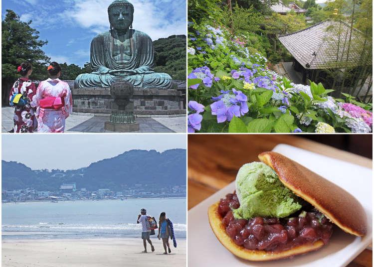 Kamakura Travel: Visiting the Ancient Wonders at Kamakura's Great Buddha (Daibutsu) and Hase-dera Temple