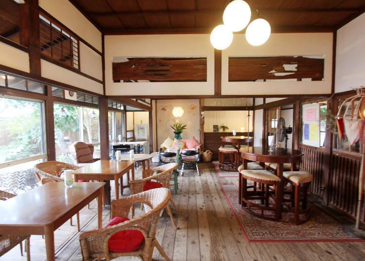 必吃! 復古老宅咖啡廳的美味鬆餅「Café 坂の下」