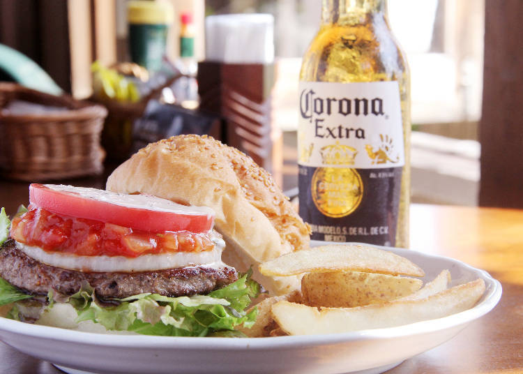 必吃!到海岸邊享用異國美食,德州墨西哥料理餐廳「Venus Cafe」