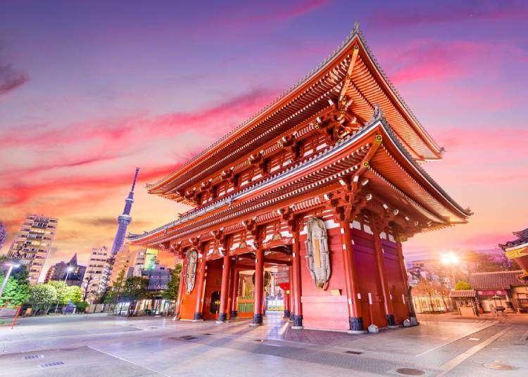 도쿄여행(2박3일)을 즐기는 방법은 여러가지가 있다!