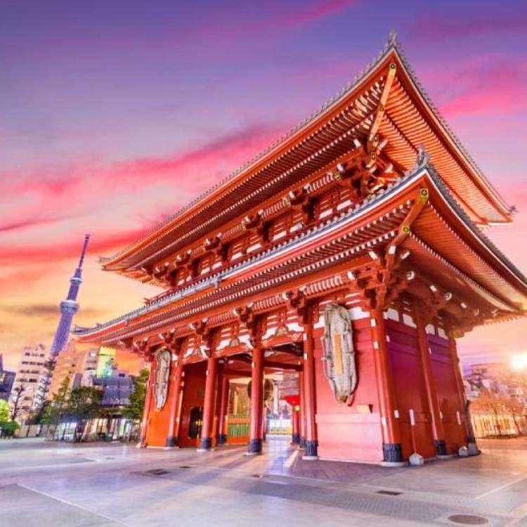 도쿄여행(3박4일)을 즐기는 방법은 여러가지가 있다!