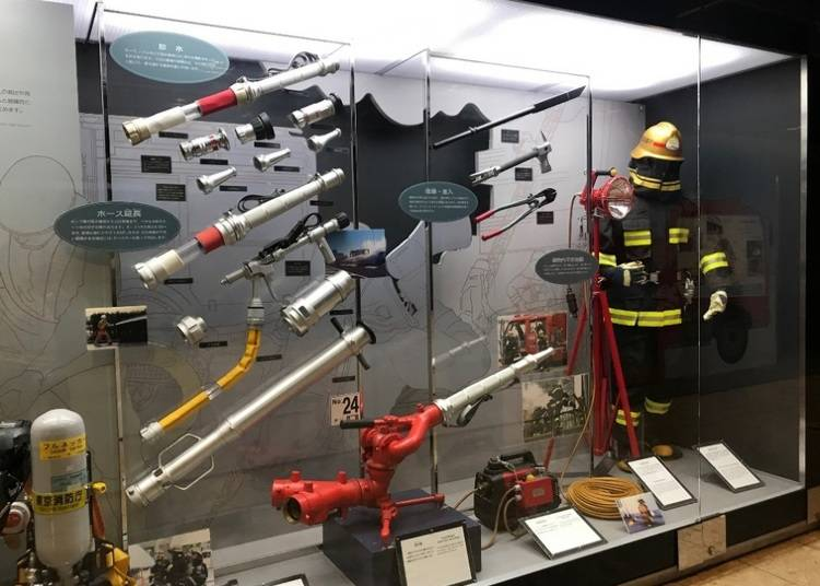 The Machines and Techniques of the Meiji Firefighter