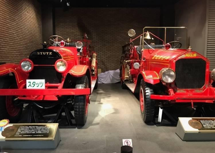 消防車の歴史